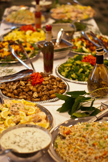 Charleston Hospitality Catering Corporate Catering